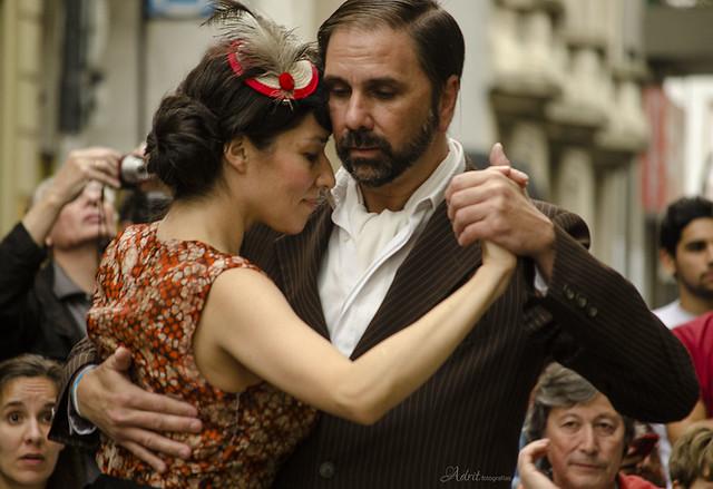 El tango pide pista