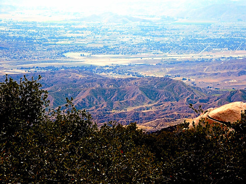 sanbernardinonationalforest idyllwild california photo digital summer landscape vista overlook desert