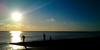Winter Seaside Sun by mister.duffy