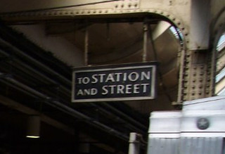 """""""To Station And Street"""""""
