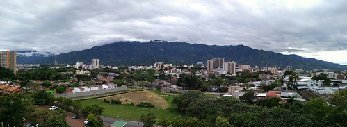 ibagué tolima colombia panorama landscape