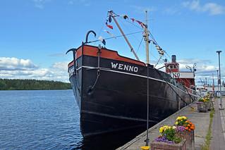 The Venno at Puumala