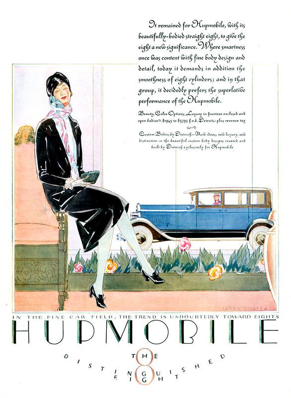 1927 Hupmobile 8