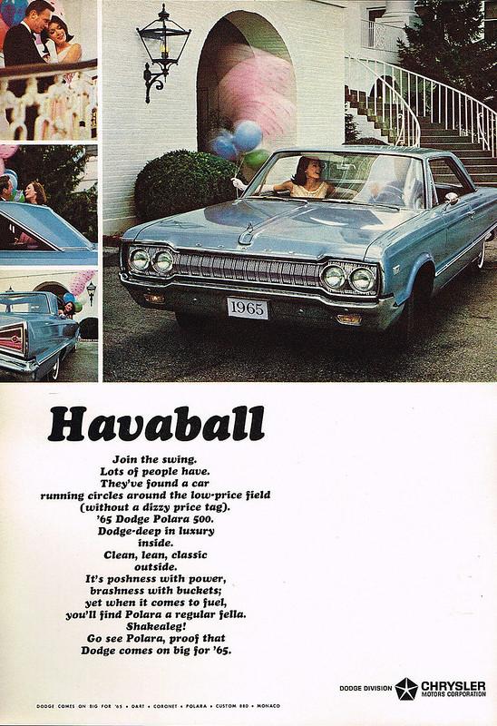 1965 Dodge Polora