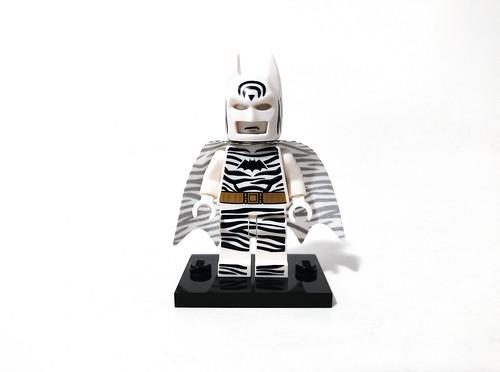 LEGO DC SDCC 2019 Zebra Batman