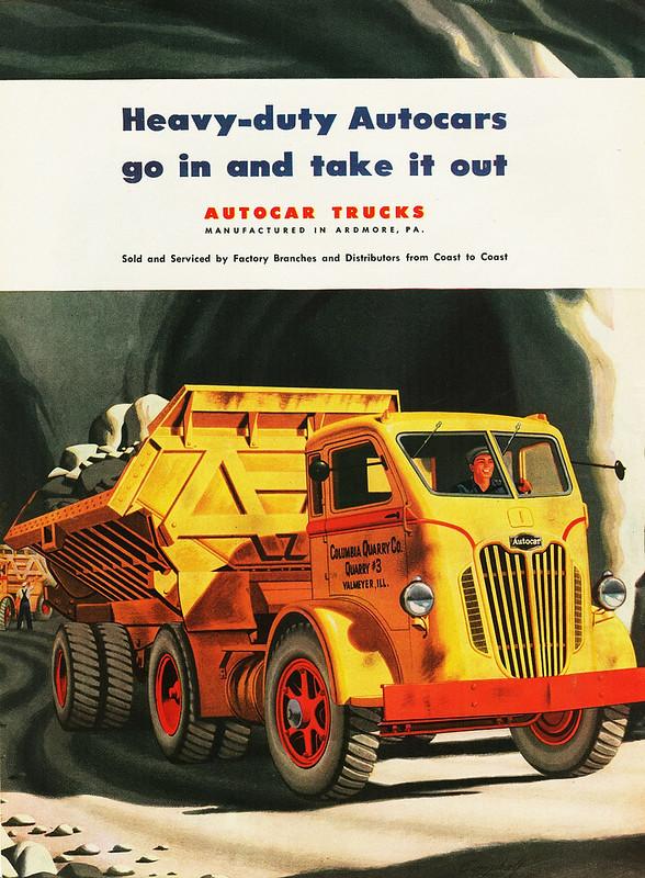 1948 Autocar
