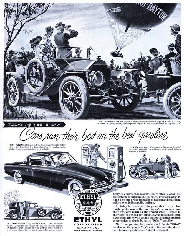 Ethyl 1953