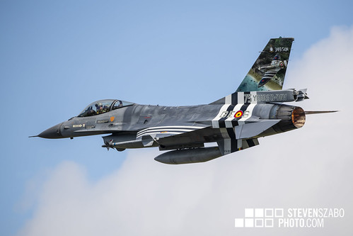 Belgian D-Day F-16 | by Steven Szabo