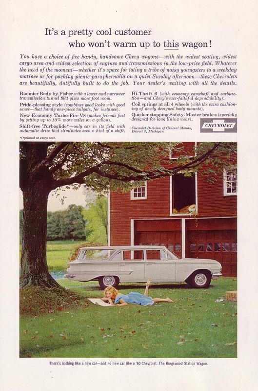 1960 Chevrolet Kingswood