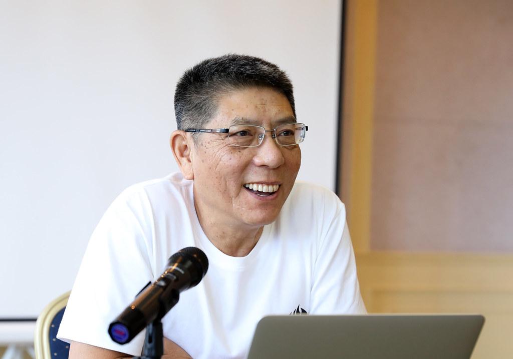 中國著名哲學家陳嘉映教授。