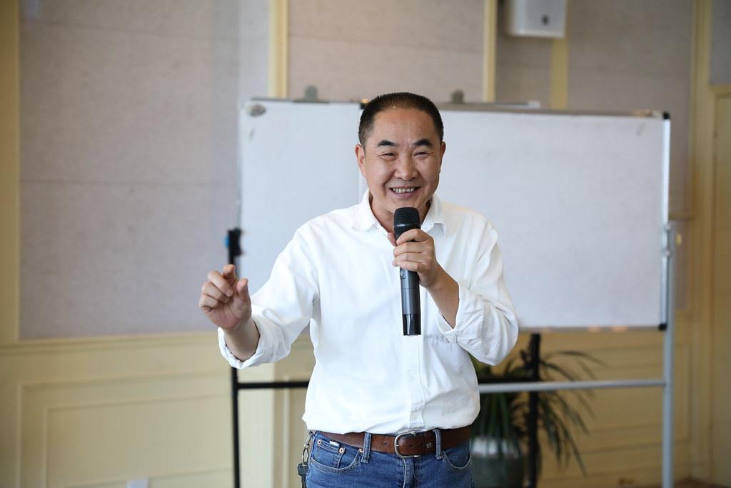 麗江健康與環境研究中心理事長鄧儀。