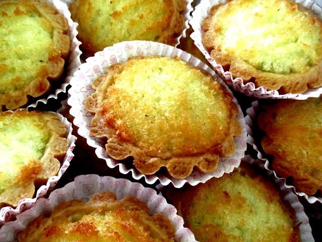 Aroma coconut tarts