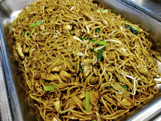 Li Hua fried mee