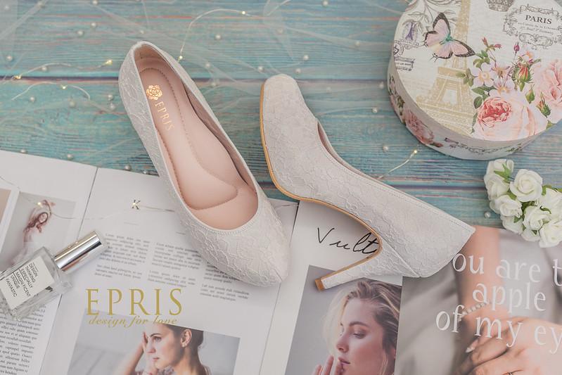 租鞋 婚宴鞋 白色