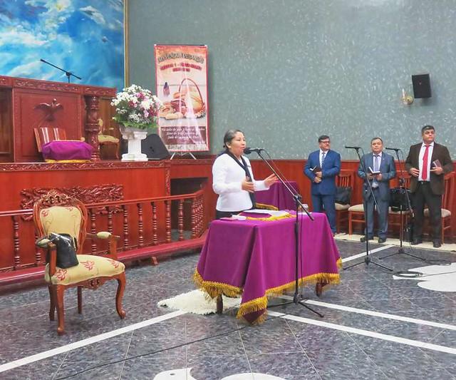 Convención de Dorcas del Sector 1 IMPCH