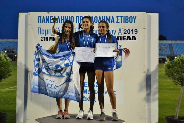 Ο Γυμναστικός Σύλλογος στο Πανελλήνιο Πρωτάθλημα Κ16 στην Καβάλα