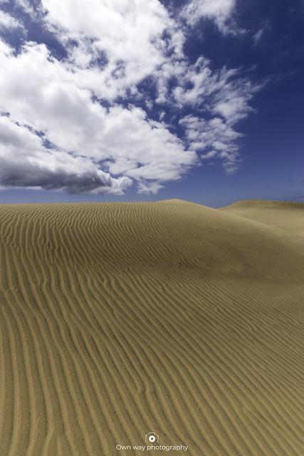 Natural sandbox