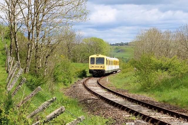 Train touristique CFHA