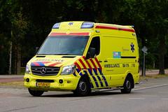Ambulance Gelderland-Zuid Roepnummer: 08-119