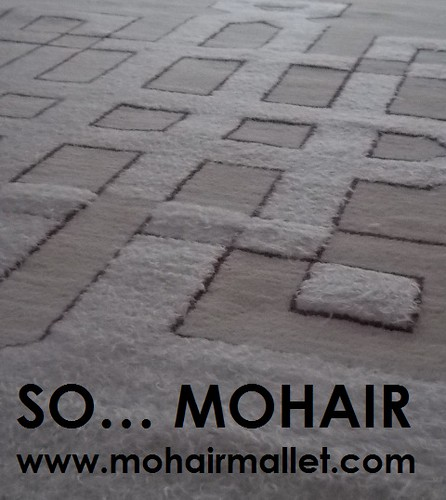 mohairmallet- rug expression