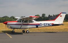 Cessna 172RG D-EFNC Hangelar 21/07/19