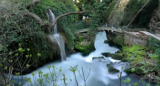 Düden waterfall