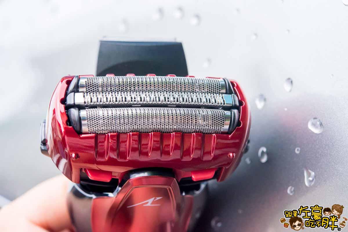 Panasonic超跑系3枚刃電鬍刀推薦(ES-ST6R)-16