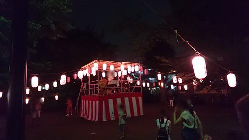20190720 春日町会盆踊り