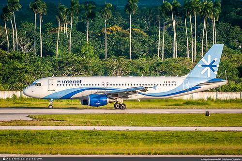 [HAV.2017] #Interjet #4O #Airbus #A320 #XA-DOS #awp