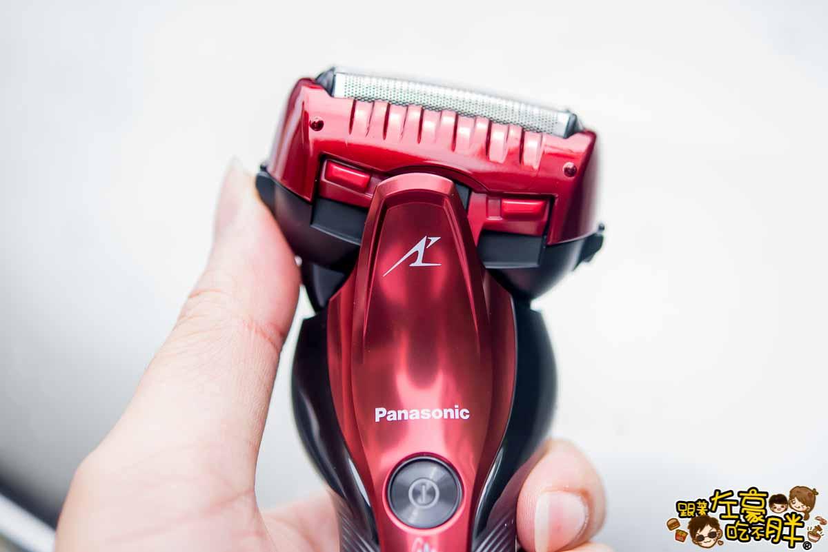 Panasonic超跑系3枚刃電鬍刀推薦(ES-ST6R)-11