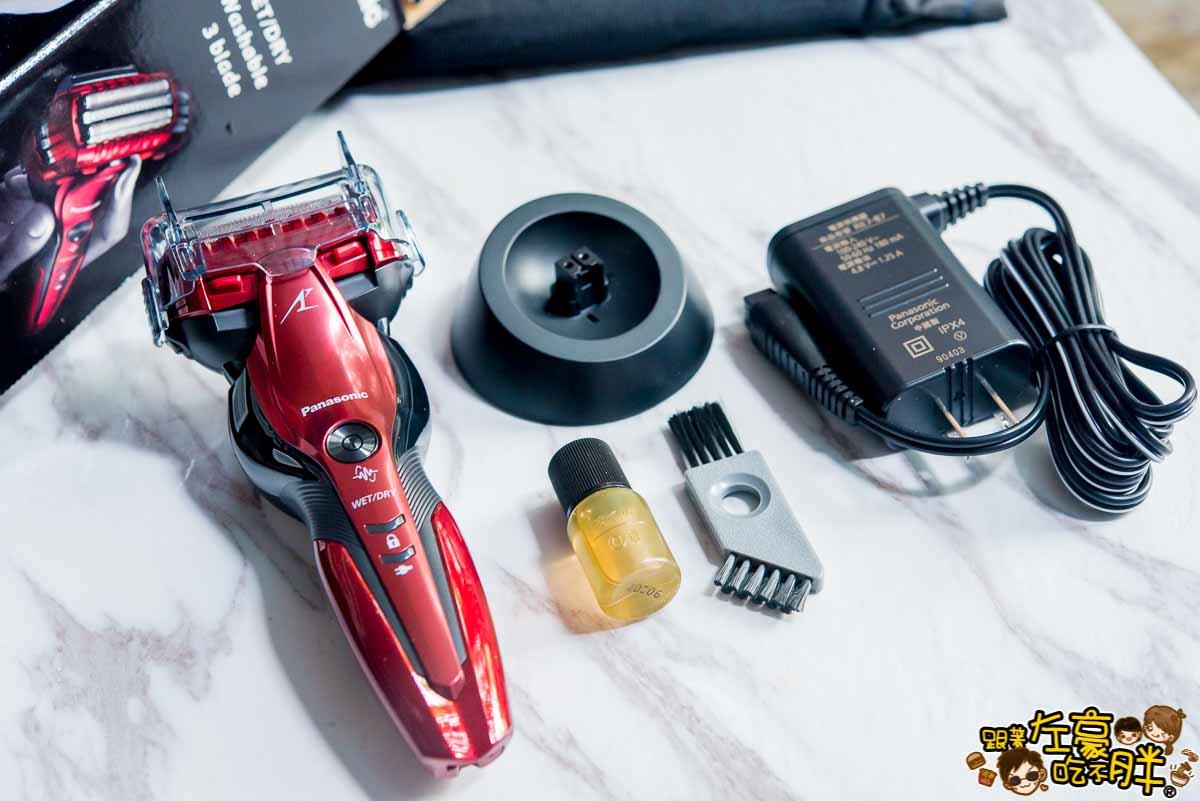 Panasonic超跑系3枚刃電鬍刀推薦(ES-ST6R)-3