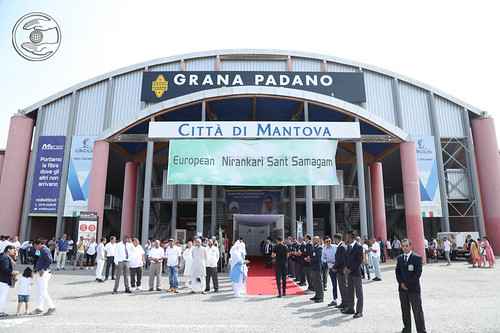 Satsang Venue