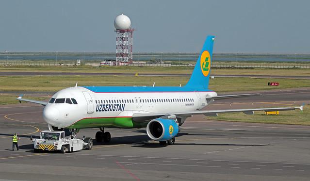 UK-32019 UACC 15-07-2019 Uzbekistan Airways Airbus A320-214 CN 4770
