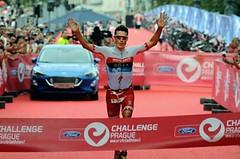 Už tento víkend se setkají triatlonové hvězdy na Challenge Prague