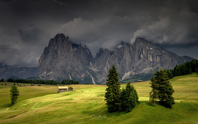 Sassolungo Storm