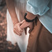 Aris & Tira's Prawedding photoshoot + color correction