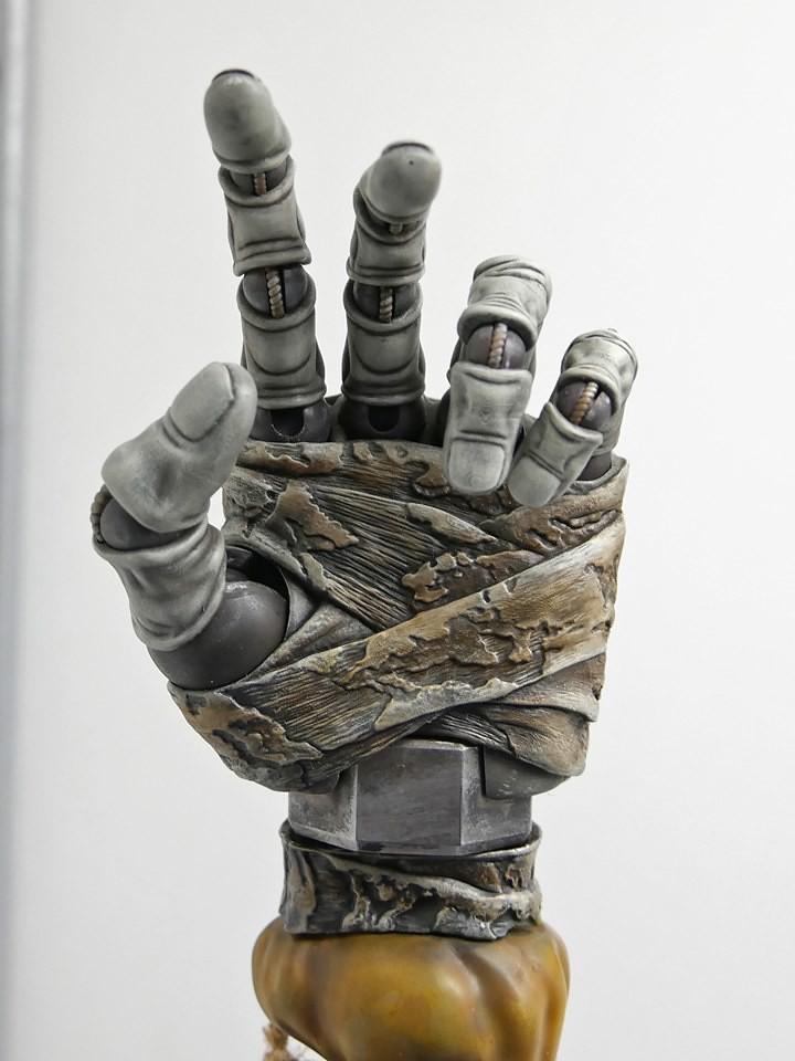 尋求的力量,不斷傳承。Gecco《隻狼:暗影雙死》忍義手 1/2比例道具複製品 原型公開!