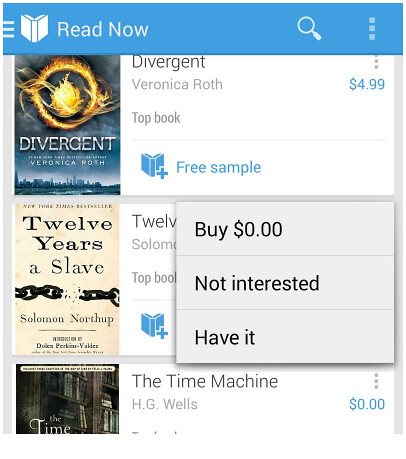Google Play Book 1