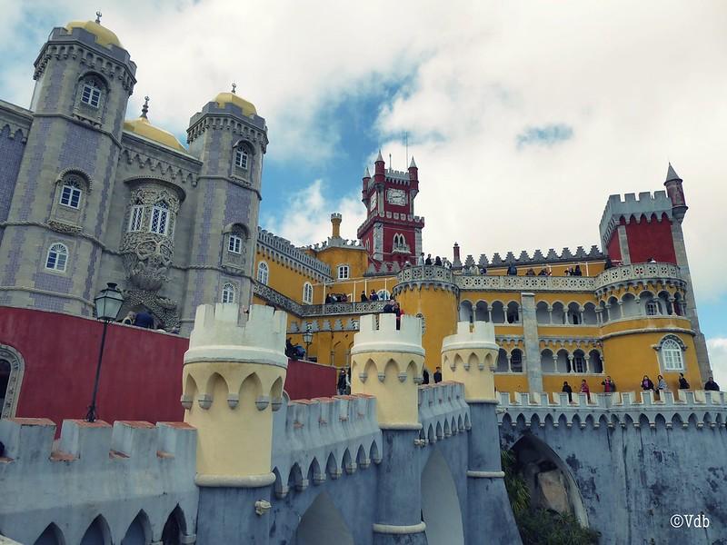 Sintra Palácio da Pena