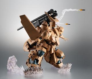 【更新官圖&販售資訊】ROBOT魂《機動戰士鋼彈0083:星塵回憶》YMS-16M 札梅爾(ザメル)ver. A.N.I.M.E.