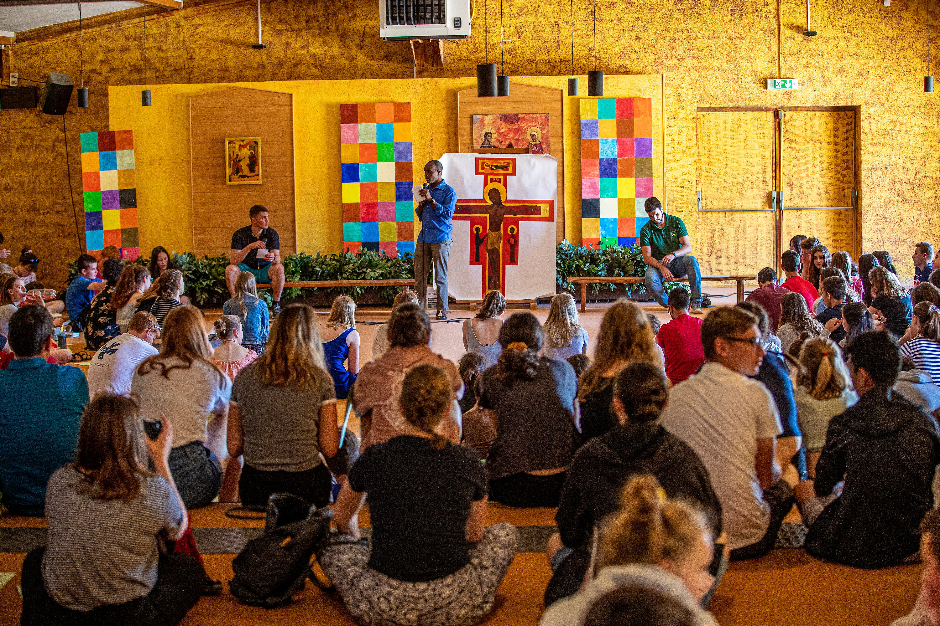 Yorkshire Schools Pilgrimage to Taizé 2019