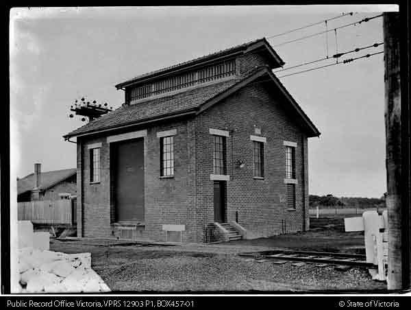 GLEN WAVERLEY SUB STATION