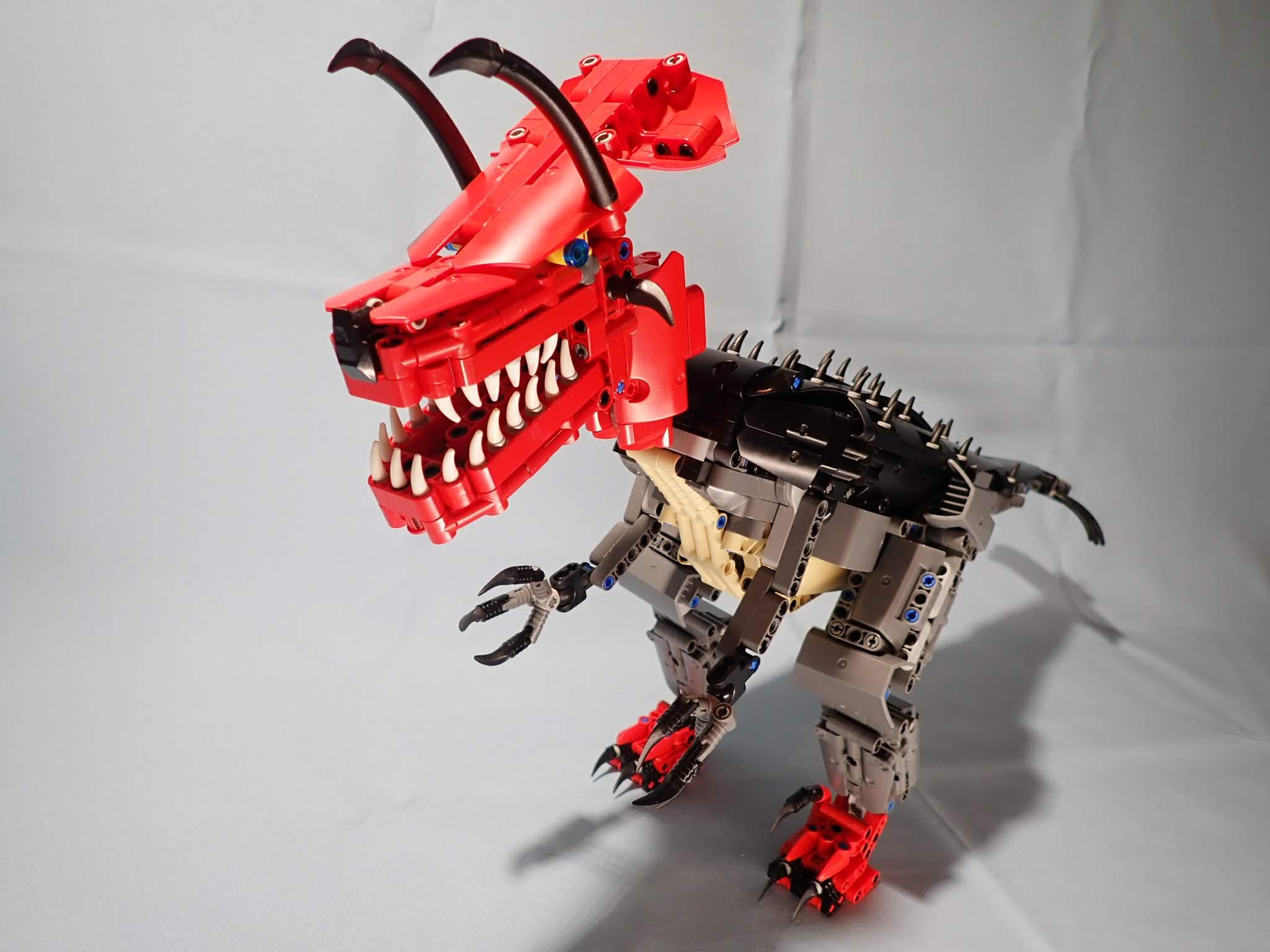 LEGO® MOC by braker23: Ultimasaurus