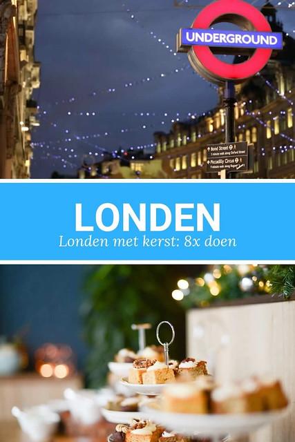 Kerst in Londen, ga naar de kerstmarkt Londen | Mooistestedentrips.nl