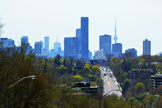 Midtown Toronto From North York .... Toronto (North York) Ontario, Canada | by Greg's Southern Ontario (catching Up Slowly)
