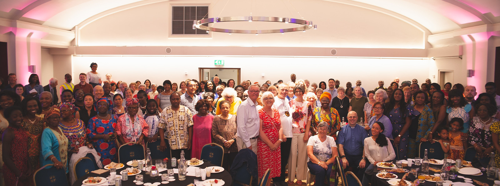 Farewell Deacon Kina & Revd Peter Edwards