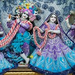 ISKCON Chowpatty Deity Darshan 21 July 2019
