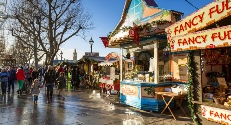 Kerstmarkt Londen (foto met dank aan Visit Londen) | Mooistestedentrips.nl