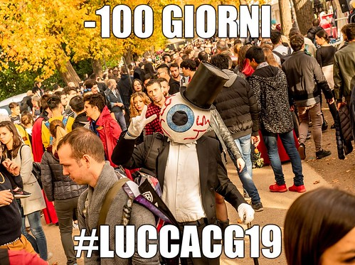 Lucca Comics 2019 - Countdow