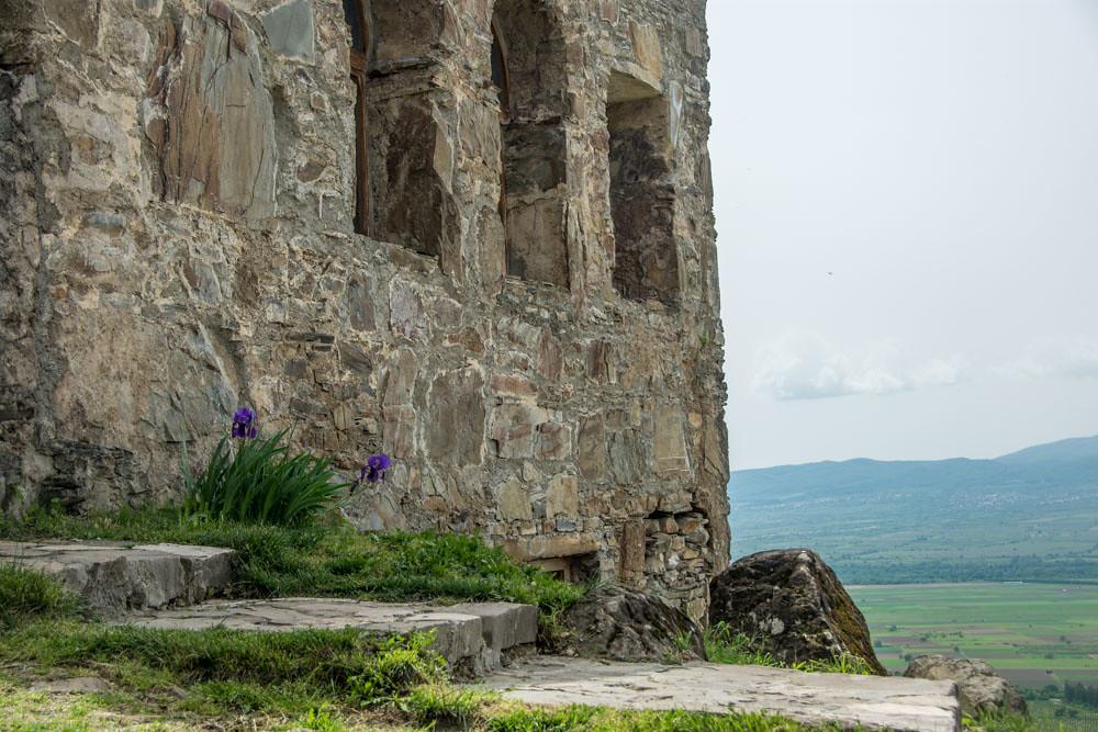 Кварели монастырь Некреси Грузия